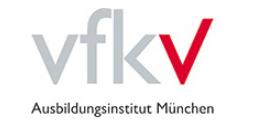 Logo des Kooperationspartners vfkv Ausbildungsinstitut