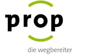 Logo des Kooperationspartners prop e.V.