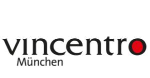 Logo des Kooperationspartners vincentro München