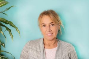 Patientenbetreuerin Marion Klauer